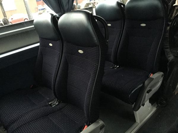 Ônibus Baltour Eurolines Itália