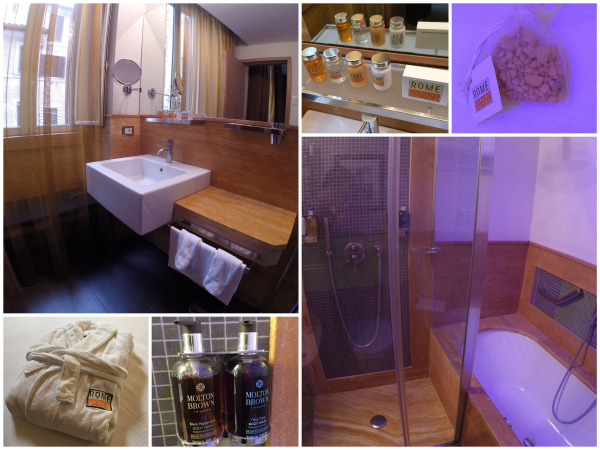 Babuino 181 banheiro