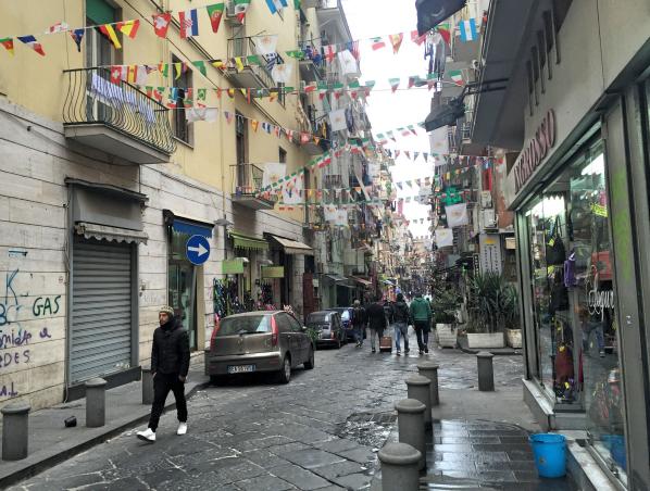 Nápoles Centro