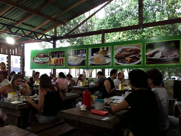 Café Manaus regional