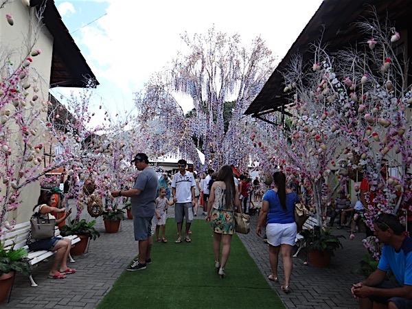 Osterfest Pomerode