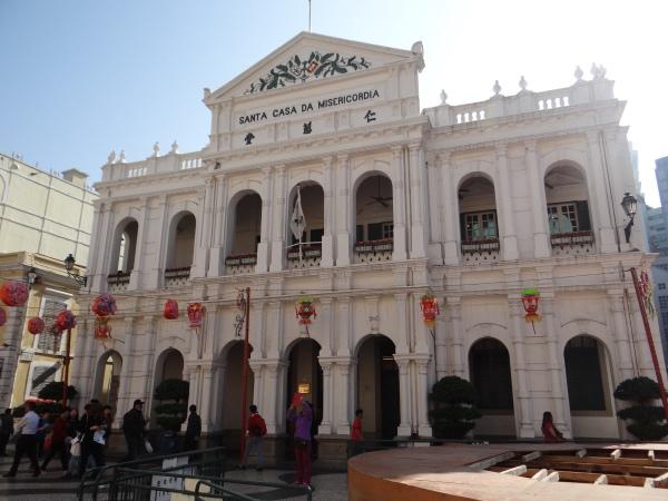 Santa Casa da Misericordia Macau