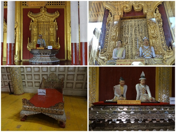 Acervo Palacio Real de Mandalay
