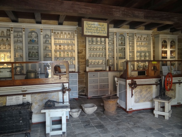 Farmacia Antiga Fort Zeelandia