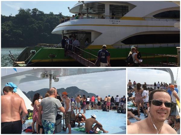Ferry Phuket a Phi Phi
