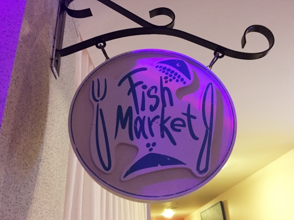 Fish Market Marriott Paramaribo