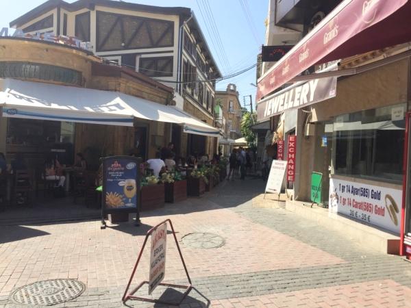 Lojas e restaurantes em Nicosia