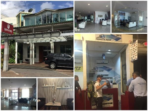Paramaribo Suriname Queens Hotel