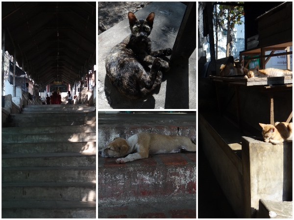 Subida Mandalay Hill
