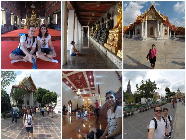 Roupas Templos Bankgok
