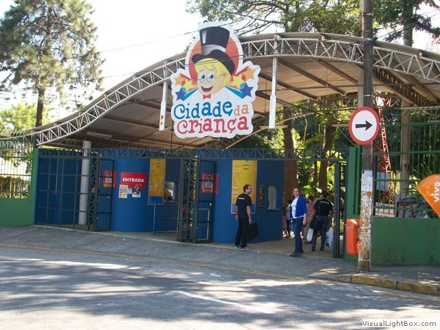 Parque Cidade da Criança Tibério Construções