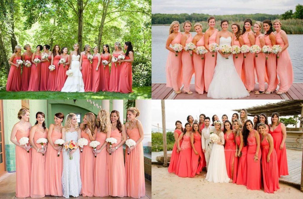 cor-do-ano-pantone-coral-vivo-madrinhas-casamento