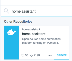 home assistant docker