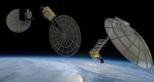 Projet NASA Archinaut impression 3D en orbit