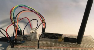mysensors version 2 esp8266 mqtt gateway nrf24l01+PNA