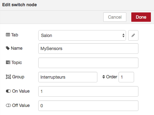 configuration switch node-red-contrib-ui