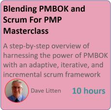 PMP SCRUM Masterclass PMBOK