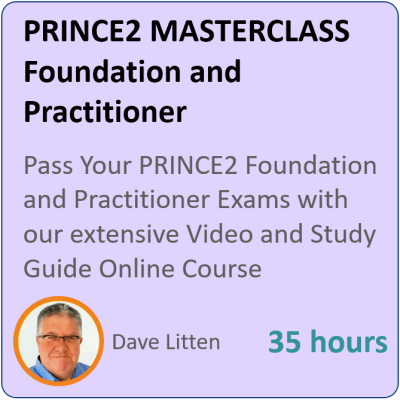 PRINCE2 Masterclass – Foundation and Practitioner Foundation