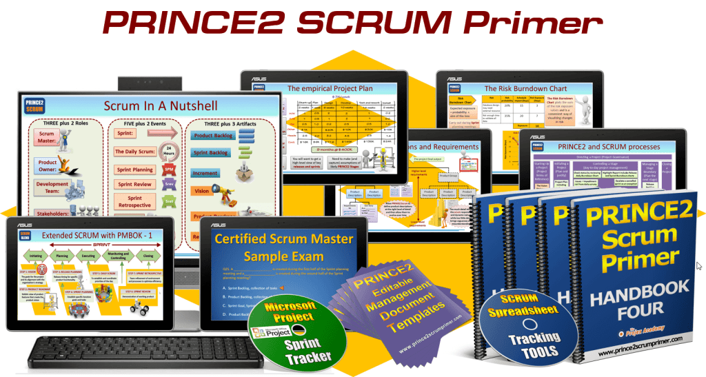 Welcome to PRINCE2 with SCRUM