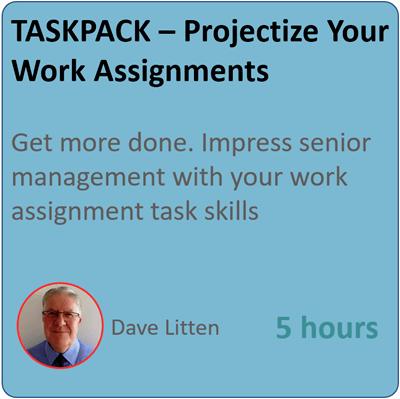 TASKPACK Project Task Management