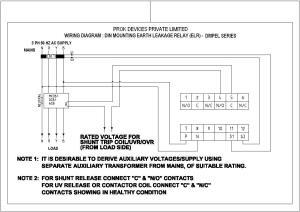 Electrical Ground Fault Indicator Wiring Diagram | Wiring