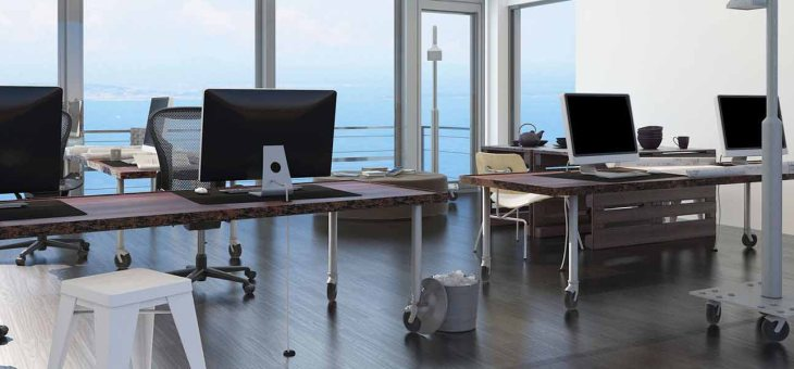 4 Ways Professional Cleaning Increases Workplace Efficiency