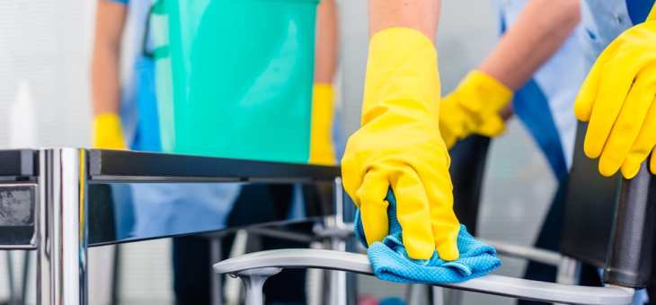 How Commercial Cleaners Help With Efficiency