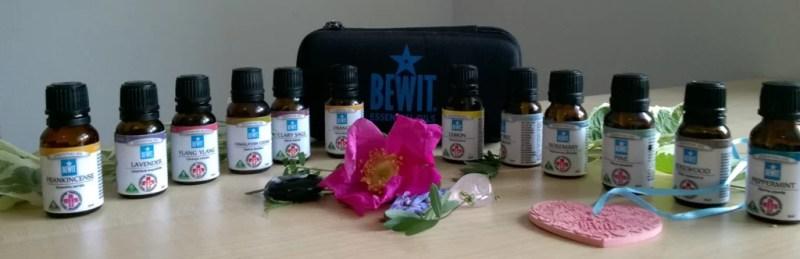 jednodruhové oleje Bewit