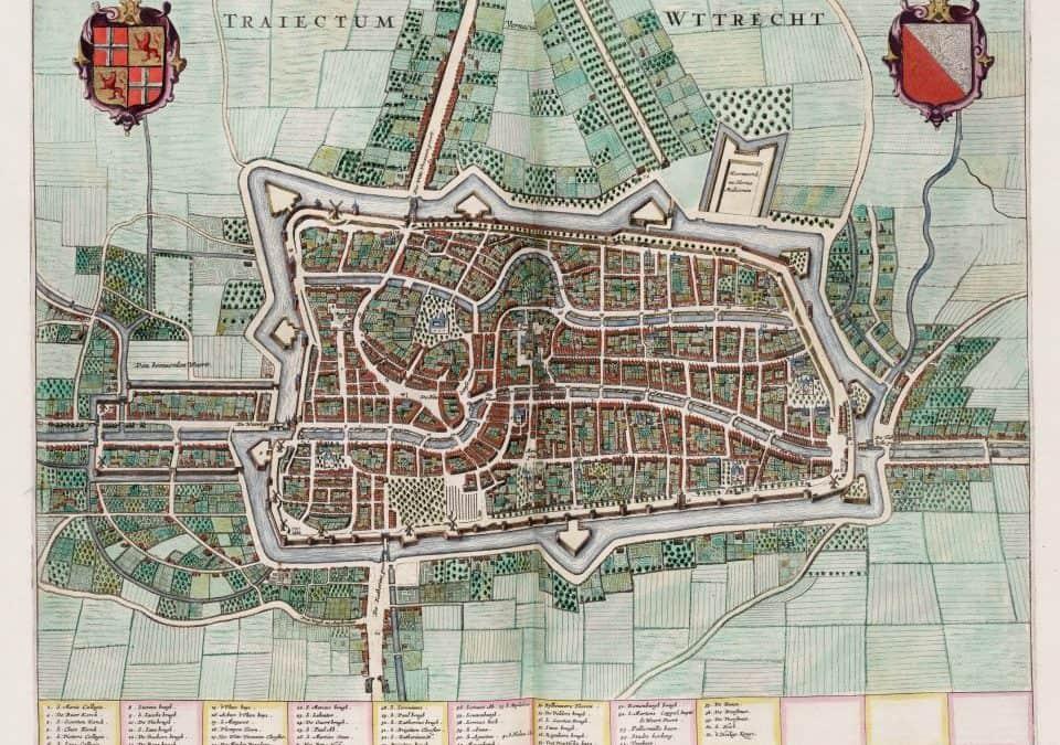 Stadsganzenbord Utrecht