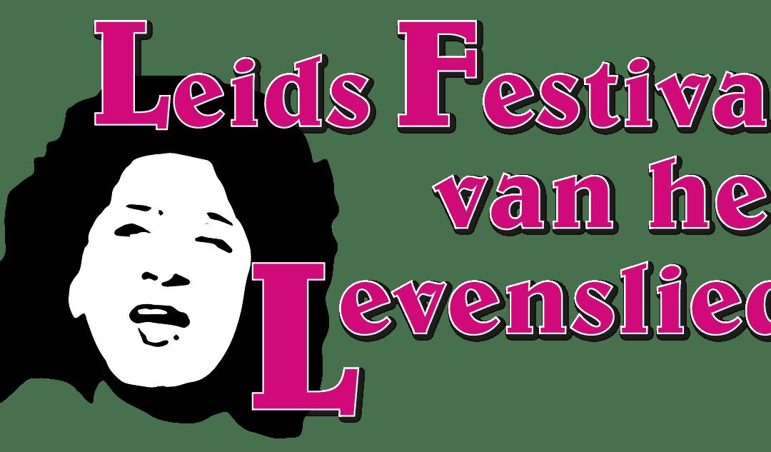 12e editie van het Leids Festival van het Levenslied