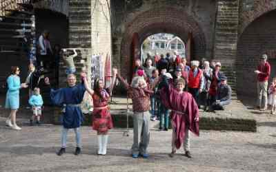 Verhalen van de stad viert eerste lustrum!