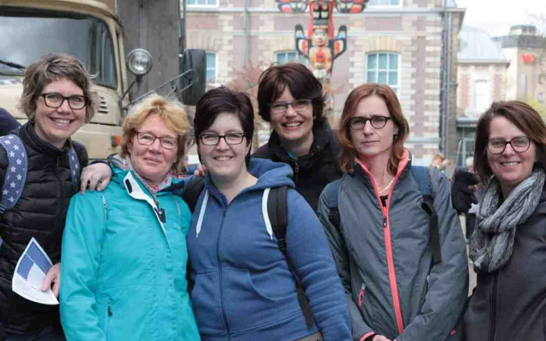 Leuke 9e editie Groepswijzer.nl LadiesWalk 2016
