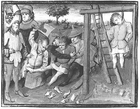 Groepswijs IX – Straffe middeleeuwen