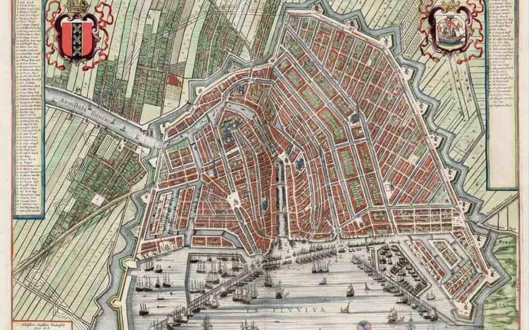 Stadsganzenbord Amsterdam: nieuwe puzzeltocht