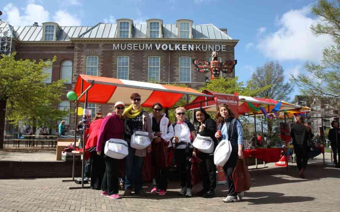 Zeer geslaagde 7e Groepswijzer.nl LadiesWalk