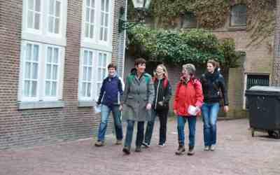 5e Groepswijzer.nl LadiesWalk zonnig en gezellig!