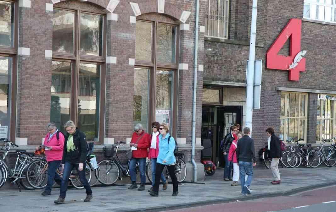Zonovergoten geslaagde Groepswijzer.nl LadiesWalk