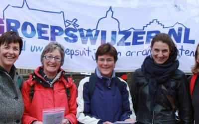 Nieuwsbrief Groepswijzer.nl LadiesWalk
