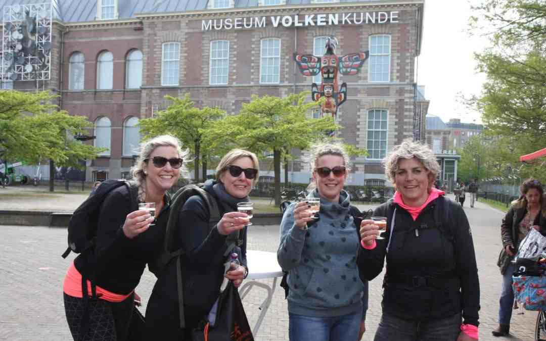 22 april 2018 11e LeidenWalk in Leiden