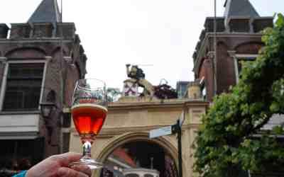 3 mei 2015 – Lentebierwandeling en High Tea Tocht