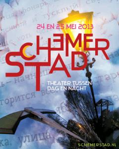 Schemerstad 2013 - locatietheater Leiden