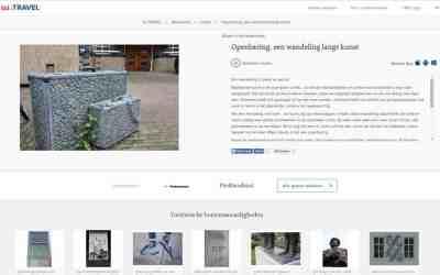 Kunstwandeling OPENBARING nu ook als app izi.travel/nl
