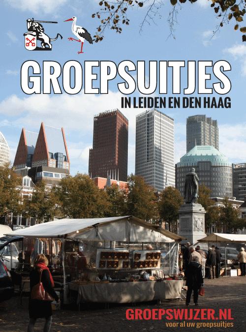 Nieuwe magazine Groepsuitjes Den Haag en Leiden