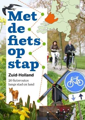 Fietsrouteboekje langs knooppunten in Zuid-Holland door ProKwadraat