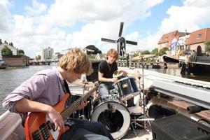 Bands met 'E-factor' gezocht voor bandwedstrijd Het TalentenJacht