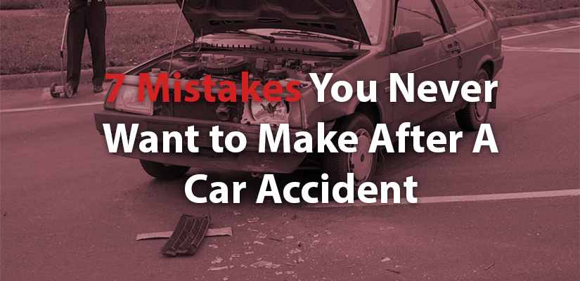 7 Mistakes You Never Want to Make After A Car Accident - Della Costa ...