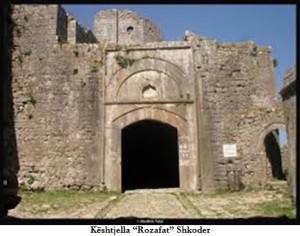 Kalaja Rozafa e Shkodres