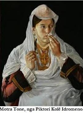 Motra Tone nga Piktori Kolë Idromeno
