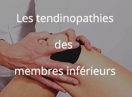 formations tendinopathies