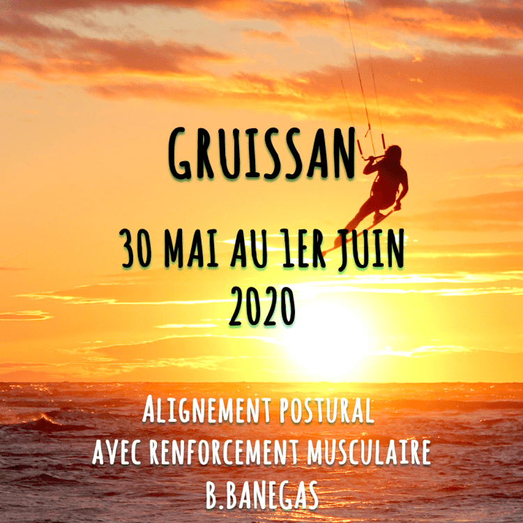 formations Gruissan - Alignement postural